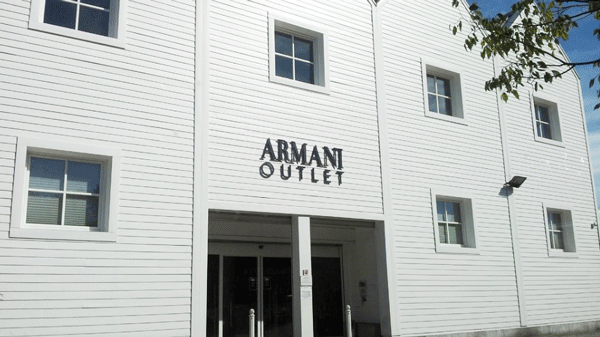 Outlet Lomabria Armani Outlet